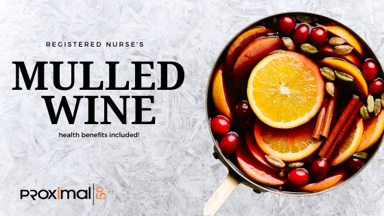 mulled wine, mulled wine recipe, registered nurse includes health benefits